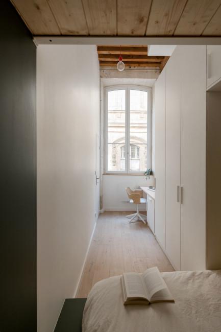 renovation interieure chambre