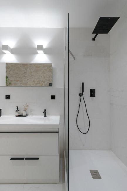 optimisation espace salle de bains